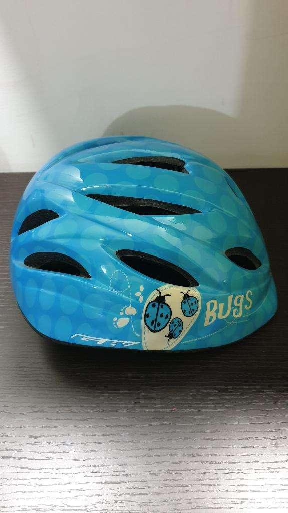 Casco Gw Bicicleta Niña 0