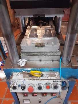 Maquina Inyectora de Suelas