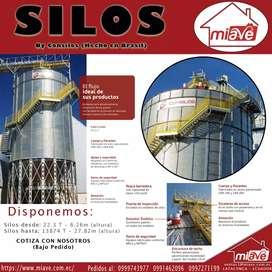 Silos (Consilos hecho en Brasil)
