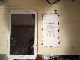 Tablet Samsung 3 con Chip por Arreglar