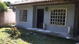 Vendo casa prefabricada terreno 15x50