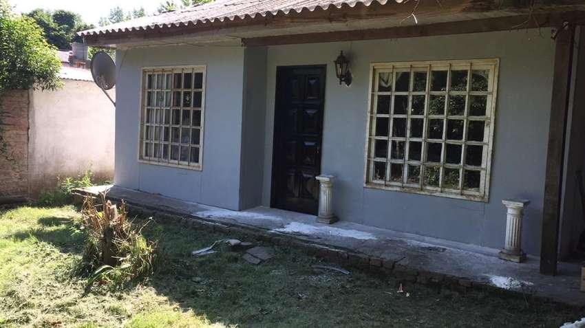 Vendo casa prefabricada terreno 15x50 0