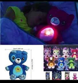 Peluche protector LED