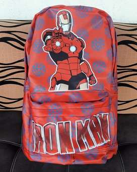 Mochila Personalizada Iron Man