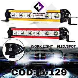 barra LED SLIM 18w HAIFENG