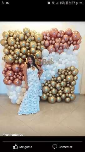 Vestido de novia boda civil