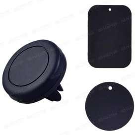 Soporte Holder Magnetico Porta Celular Para Auto A/c Carro