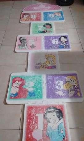 Rayuela Princesas Disney