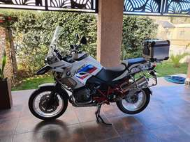 Bmw Gs 1200 Rally año 2013 con 22.500 Km Impecable