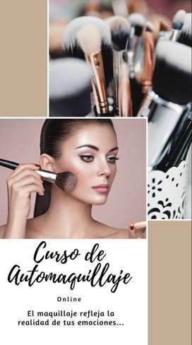 Curso de maquillaje y automaquillaje online