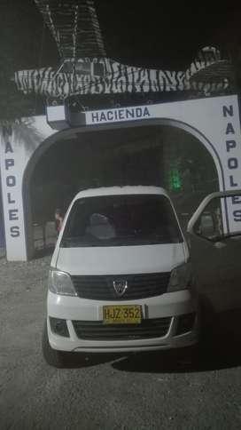 Vendo Camioneta Hafei 2014