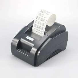 Impresora Térmica Pos 58mm Alta Velocidad