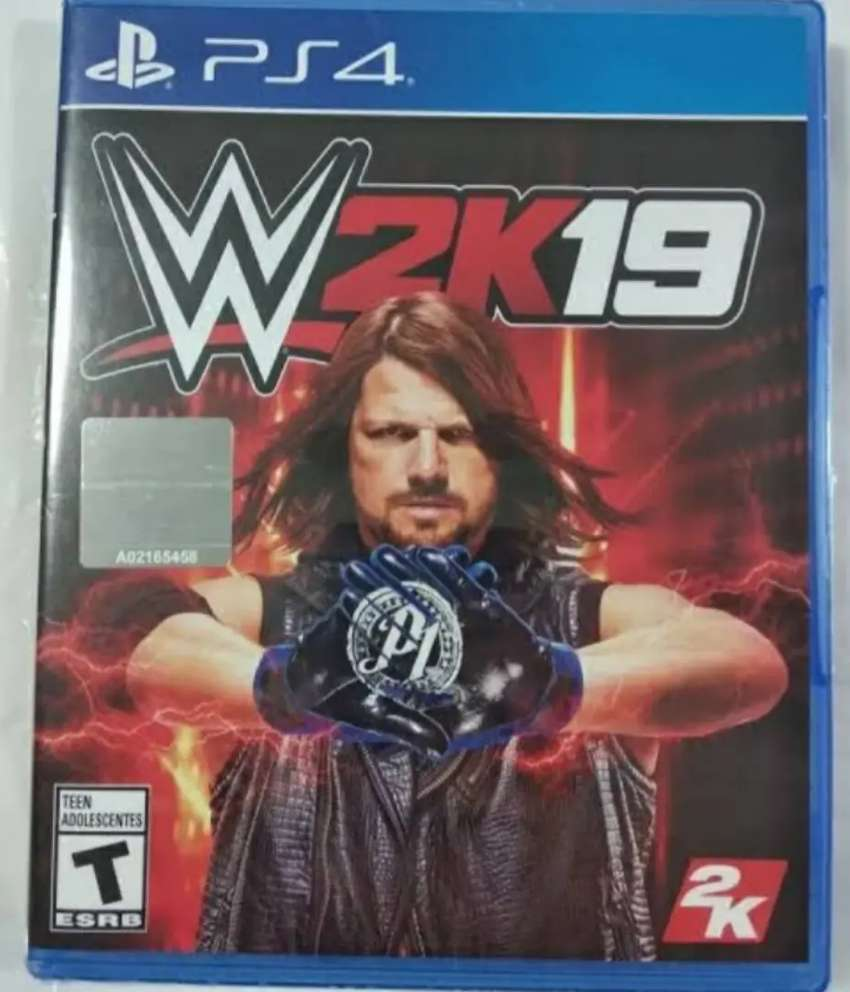 WWE 2K19 PS4 0