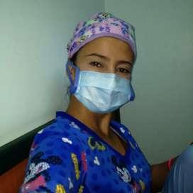 Ofresco mis servicios como cuidadora para cuidado de adulto mayor aplicación de tratamiento entre otros