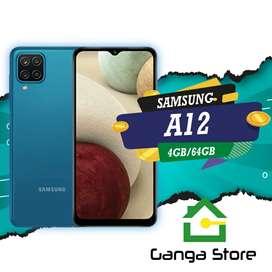 SAMSUNG A12 nuevo tienda garantia