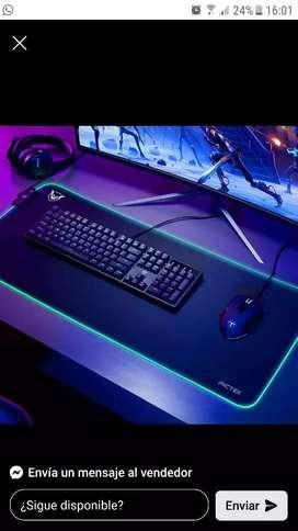 Mouse pad rgb, fans rgb disipadores rgb todo para pc gamer