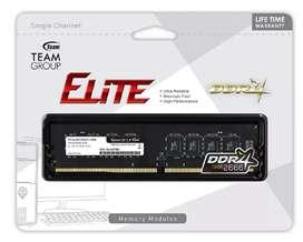 Memoria ram DDR4 8gb escritorio