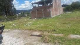 SE VENDE UN TERRENO PEQUEÑO DE 112,47 mtr. UBICADO EN LA CIUDAD DE RIOBAMBA POR TUBASEC  CON TODOS LOS SERVICIOS BÁSICOS
