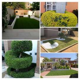 Mantenimiento de zonas verdes y jardinería