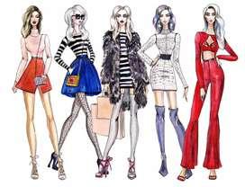 Diseñadora de moda, Colombiana.