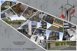 Desarrollador Grafico de Proyectos de Arquitectura e Ingenieria