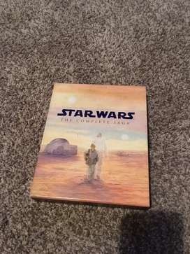 Coleccion star wars bluray