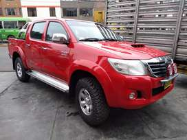 Toyota Hilux 2015 4x4 sr turbo diesel intercooler