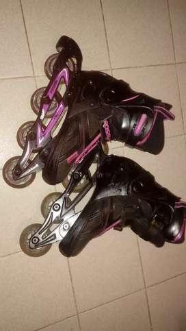 Rollers Boissy N39 40 43
