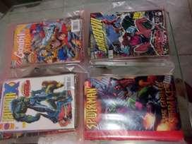 Inglés Dc Comics Y Marvel Comics