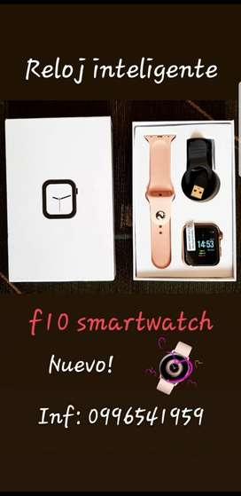Reloj inteligente f10 smartwatch