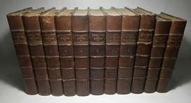 Libros Antiguos en Francés