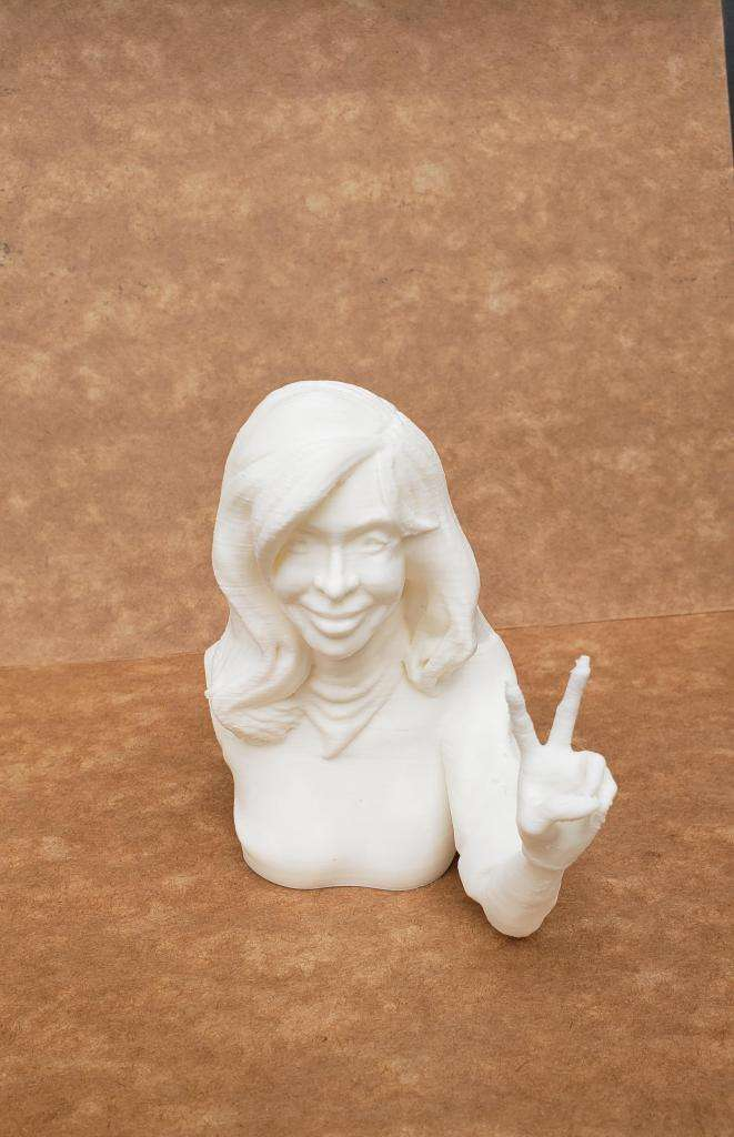 Busto Cristina 10cm 0