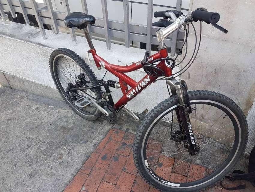 Bicicleta rin 26 330000$ 0