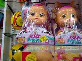 Muñecas varias