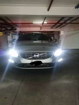 Volvo S60 T4 año 2018 impecable