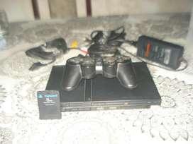 Play Station 2 Mod 79001 Complet Funciona C/detalle No Envio