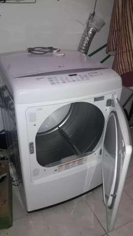 """vendo secadora a gas """"LG"""""""