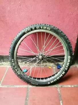 Se venden ruedas para bmx