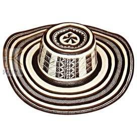Sombrero vueltiao 19 vueltas original tipo exportación