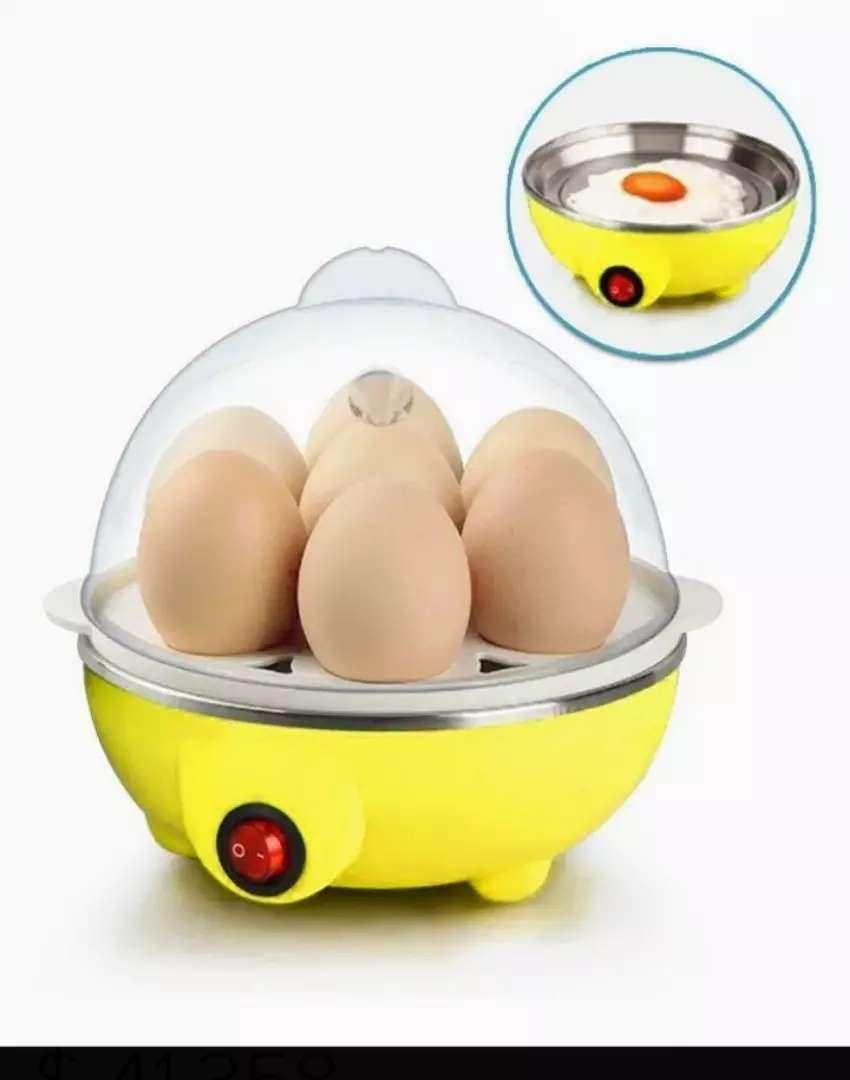 Hervidor De Huevos Eléctrico Cocina Al Vapor Hasta 7 Huevos