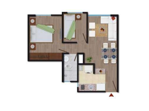 Gran oferta Apartamento Nuevo equipado (Venta o permuta) 0
