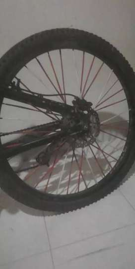 Vendo cicla venzo