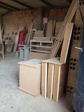 Se necesita empastador de muebles