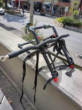 Soporte para bicicleta en excelente estado barato