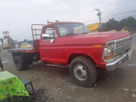 FORD 350 PLATAFORMA EN 3.500 NEGOCIABLE