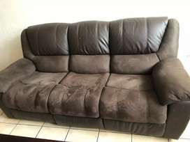 SILLON TRIPLE RECLINABLE