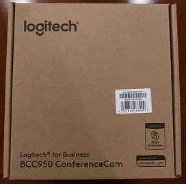 Camara Web Logitech BCC950 Conference Cam nuevas y con garantia