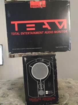 team total entertainment audio monitor 138mmx202.5mm parlantes
