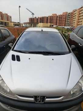 Peugeot 206 solo 85500