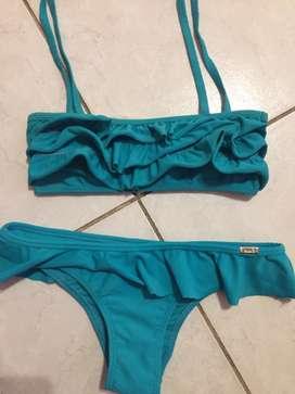 Bikini verde agua